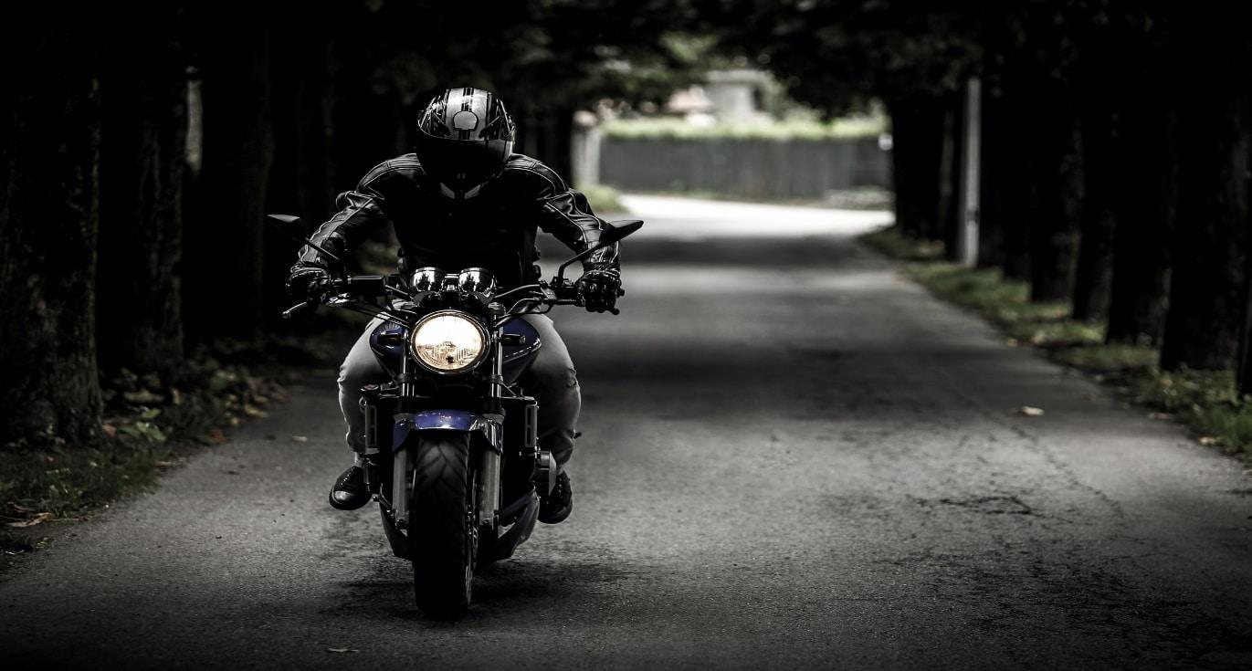 Calcular indemnización accidente de moto