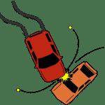 Accidentes de trafico con culpa compartida reclamación