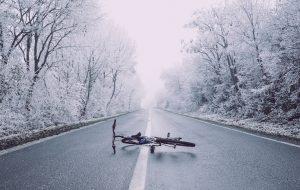 Indemnización por accidente bicicleta