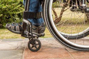 Grandes lesionados accidente en bicicleta