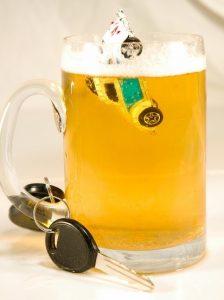 Accidentes de tráfico en navidad por alcohol
