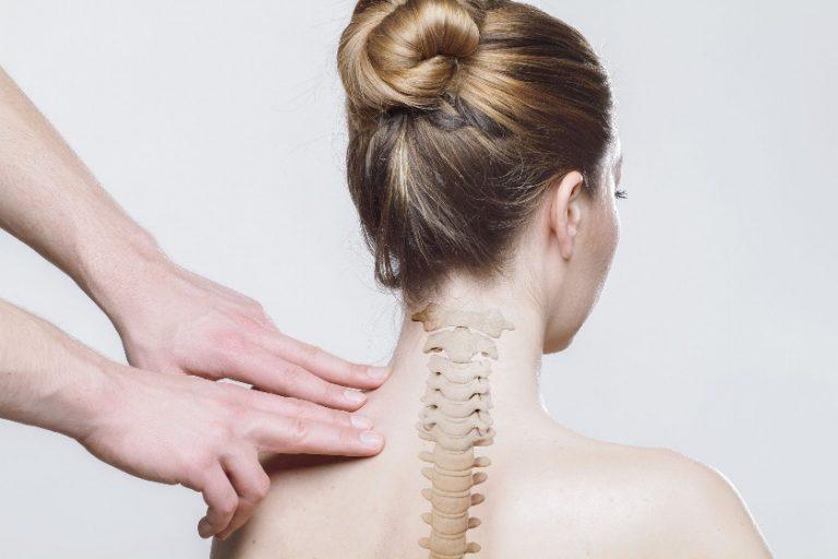 Reclamar hernia discal accidente trafico