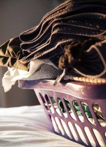 víctimas que se dedican a las tareas del hogar
