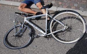 Reclamar daños por accidente bicicleta