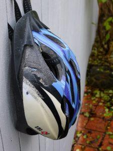 Accidente de bicicleta madrid
