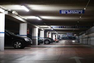 Accidente en estacionamiento abogados
