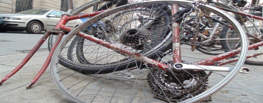 Abogado bicicleta accidente