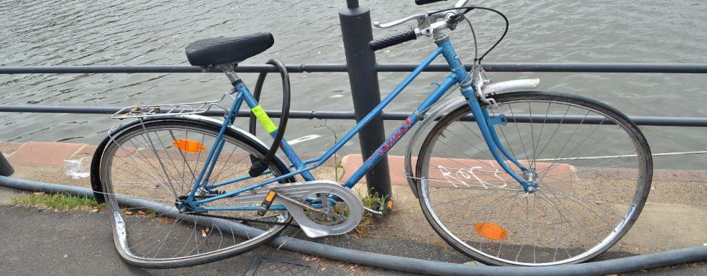Indemnizacion accidente de bicicleta